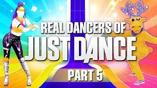 getlinkyoutube.com-Real Dancers of Just Dance | PART 5