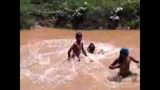 getlinkyoutube.com-Boys  Fun in Punjabi Style in Desi Swimming Pool