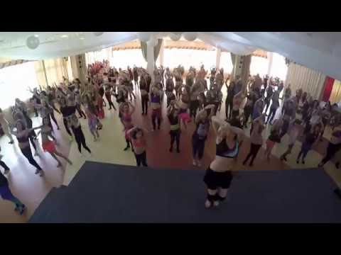 Мастер Класс по Танцу Живота Юлианны Ворониной , Belly Dance Work Shop in Ukraine Yuluanna Voronina