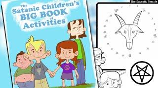 getlinkyoutube.com-SATANIC...Coloring Book?!...Into Schools!!