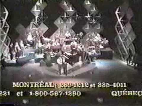 Celine Dion - Les fleurs malades avec Jean Lapointe