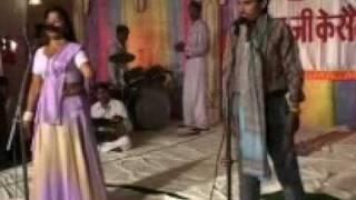 getlinkyoutube.com-Hindi Sexy Comedy- Rampat Harami- Stage Program