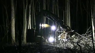 Forestry Harvester - TYRI LED Upgrade