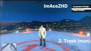 getlinkyoutube.com-GTA Online - Custom Outfits (Modded With AP II Intense Mod Menu) 1.25 Turorial