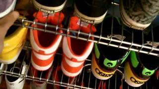 getlinkyoutube.com-Supra/Nike Amazing Shoe Collection