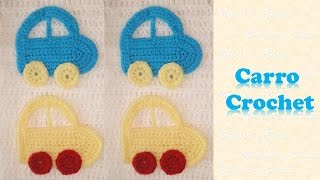 getlinkyoutube.com-Carro – Coche crochet (ganchillo)