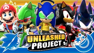 getlinkyoutube.com-Sonic Generations Unleashed Project & GIVEAWAY (60FPS, 4K Upscaling, Motion Blur)