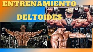 getlinkyoutube.com-Entrenamiento para desarrollar deltoides y trapecios.  Por Rodrigo Bermejo