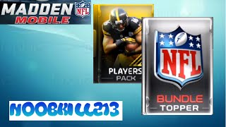 getlinkyoutube.com-Madden Mobile Player Bundle Elites EVERYWHERE!!!!!!