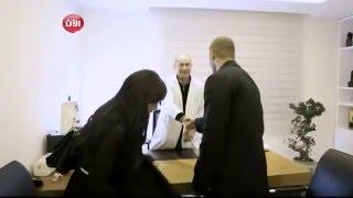 getlinkyoutube.com-سيرين عبد النور تجري إختبار حمل رفقة زوجها على الهواء مياشرة