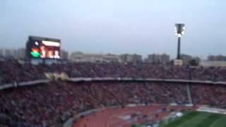 getlinkyoutube.com-الجمهور الجزائري عند سماع أذان المغرب في ستاد القاهرة