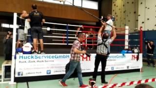 getlinkyoutube.com-Marco Huck Sparring in Braunlage 6.9.16