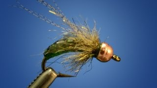 "getlinkyoutube.com-Ninja Pupa -- Caddis Pupa by Clark ""Cheech"" Pierce"