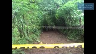 getlinkyoutube.com-Dos pandilleros muertos en San José Villanuev