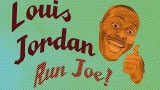 """getlinkyoutube.com-Louis Jordan - Best Of Louis Jordan, 38 crazy swinging Jazz tracks by the """"King of the Jukebox"""""""