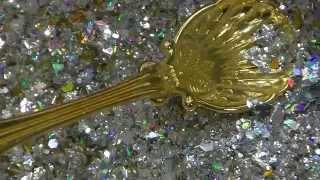 getlinkyoutube.com-How to Glitter mix/ Mezcla de glitter Luliz Collection