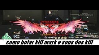 getlinkyoutube.com-como botar kill mark e sons do kill CROSS FIRE AL