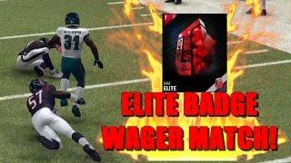 getlinkyoutube.com-JERICK MCKINNON IS A GLITCH! ELITE BADGE WAGER MATCH! Madden 16 Ultimate Team