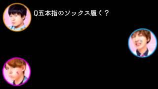 【文字起こし】100問を目指せ!小瀧藤井
