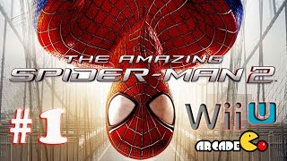 getlinkyoutube.com-The Amazing Spider-Man 2 Walkthrough Gameplay Part 1 (PS3 PS4 Xbox One Xbox 360 Wii U 3DS) 1080p