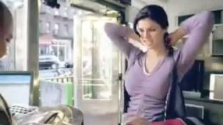 """getlinkyoutube.com-Alexandra Daddario - Yellow Book Ad """"Pawn Shop"""" - http://film-book.com"""