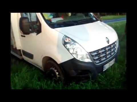Замена колеса Рено Мастер kola Renault Master replacement