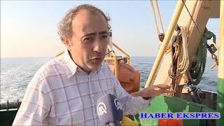 TÜBİTAK'tan Marmara Denizi'nde deprem araştırması