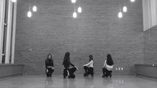 [U.N.I.Q] f(x) - 4 Walls (cover dance)