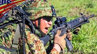 getlinkyoutube.com-【離島防衛】陸上自衛隊の渡米演習:カールグスタフ・AAV7・歩兵戦闘・手榴弾訓練【水陸機動団】