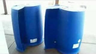 getlinkyoutube.com-How to Make an Inexpensive Vertical Wind Turbine - Part 1