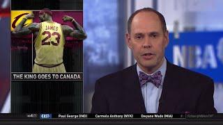 getlinkyoutube.com-[Ep. 13/15-16] Inside The NBA (on TNT) Full Episode - 2016 NBA All-Star Starters Recap/Shaqtin' 10