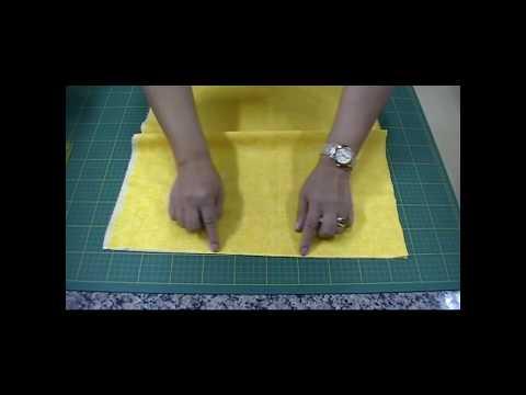 Dica Ana Cosentino: Como preparar, passar e cortar os tecidos