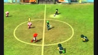 SUPER MARIO STRIKERS - Mario v.s. Luigi