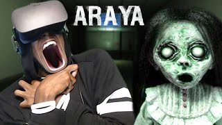 getlinkyoutube.com-NEVER LOOK AT A THAI DOLL!! || ARAYA CHAPTER 2 Oculus Rift