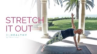 getlinkyoutube.com-Stretching | Rebecca Louise