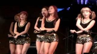 "getlinkyoutube.com-레인보우 ""A"" 공연중 ""배꼽춤"" 영상모음"