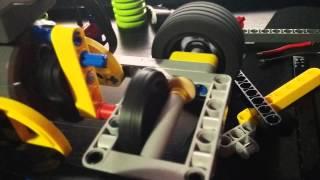 Lego Drift Car WIP w/ Turbo Whistle