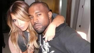 getlinkyoutube.com-Kim Kardashian & Kanye West - All Of Me & Young + Beautiful