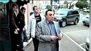 getlinkyoutube.com-El padrino de la mafia rusa, asesinato a tiros en Moscú