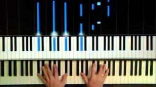 getlinkyoutube.com-How to play Moonlight Sonata on piano