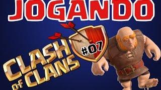 getlinkyoutube.com-Jogando clash of Clash - #7 - VALQUÍRIAS DETONANDO 2
