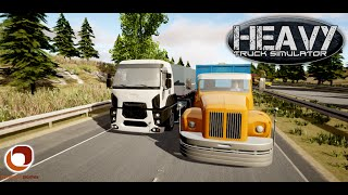 getlinkyoutube.com-Heavy Truck Simulator - Gameplay (Android/iOS)