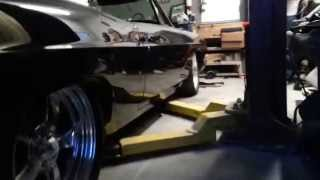 getlinkyoutube.com-First fire up Nailhead s475 1966 Buick Skylark