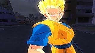 getlinkyoutube.com-Dragon Ball Z || La muerte de Trunks y el despertar de Gohan (Gohan SSJ2 vs Androides)