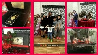 شاهد بالفيديو... المفاجئة التي حضرتها الفنانة دنيا بطمة لزوجها محمد الترك بمناسبة عيد ميلاده!!