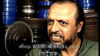 FTII and National Film Archive of India : Hindi cinema in olden days