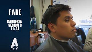 getlinkyoutube.com-barberia session 3 (1/4) fade