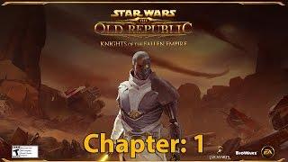 getlinkyoutube.com-SWTOR: Knights Of The Fallen Empire Chapter 1 Walkthrough (Republic)