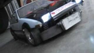 Ae86 Trueno Rc Flip Headlights --Team D-Style Мои Видео