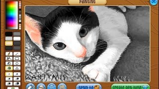 getlinkyoutube.com-Animal Jam Art Studio: Cat